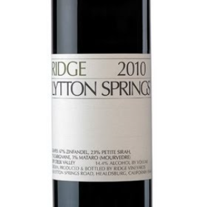 Ridge Lytton Springs 1.5 l