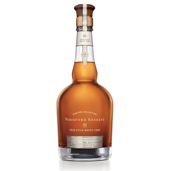 Woodford Reserve 1838 Style White Corn Str