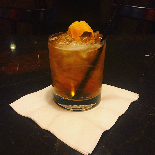 Autunno Maple Old Fashioned