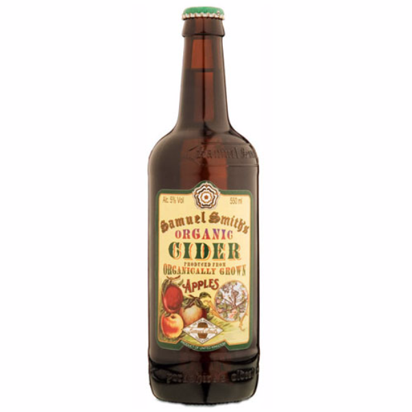 Samuel Smith's Organic Cider 5%