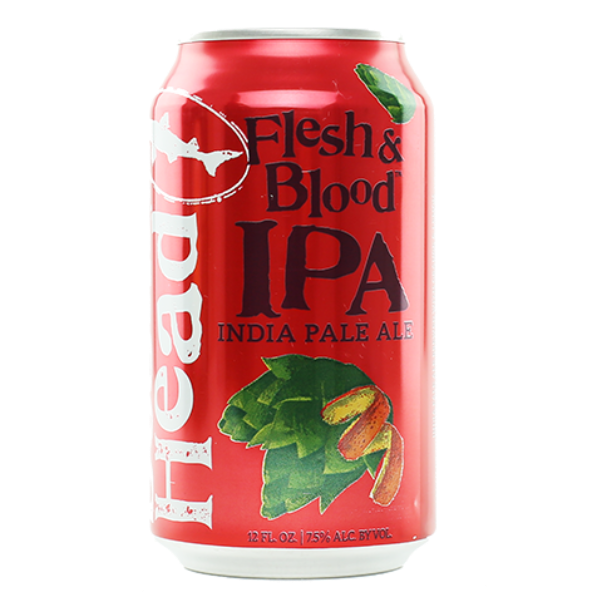 Dogfish Head Flesh & Blood IPA 7.5%
