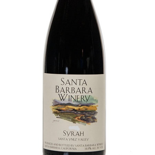 Santa Barbara Winery Syrah