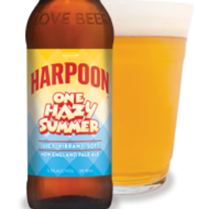 Harpoon One Hazy Summer 5.5%