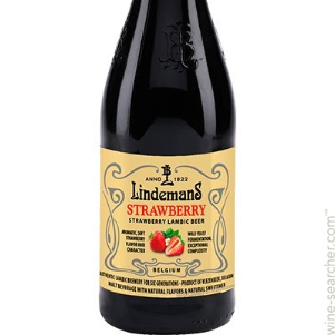 Lindeman's Stawberry Lambic
