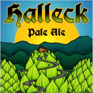 Halleck Pale Ale