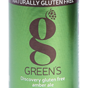 Green's Gluten Free Amber Ale