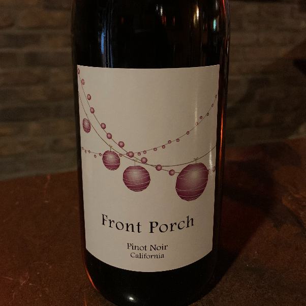 Front Porch Pinot Noir