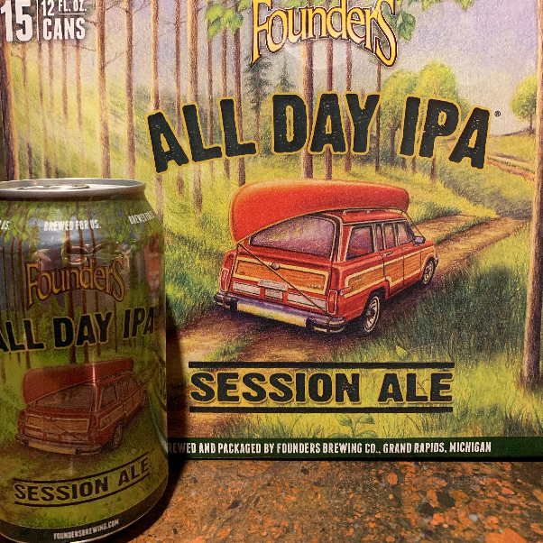 Founders All Day Session IPA